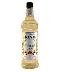 Monin Pure Cane Sugar Syrup 1ltr