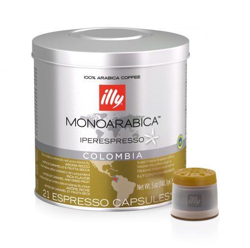 illy iperEspresso Monoarabica Colombia