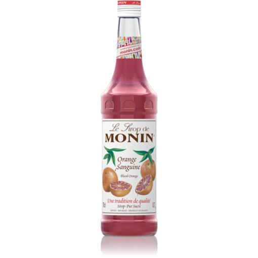 Monin Blood Orange Syrup 70cl