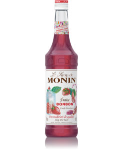 Monin Candy Strawberry Syrup