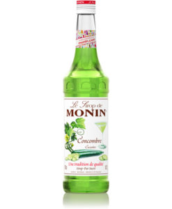 Monin Cucumber Syrup 70cl