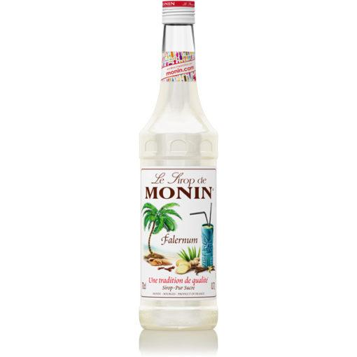 Monin Falernum Cocktail Syrup 70cl