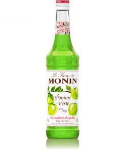 Monin Green Apple Syrup 70cl