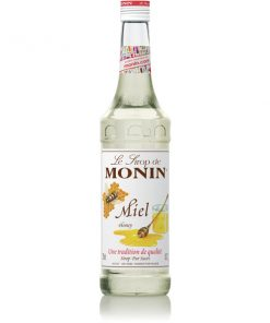 Monin Honey Syrup 70cl bottle