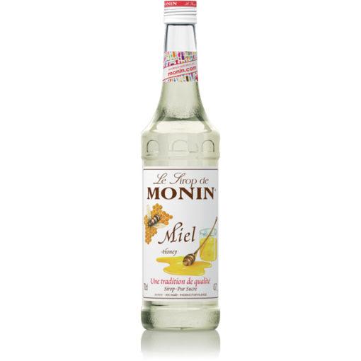 Monin Honey Syrup 70cl bottle