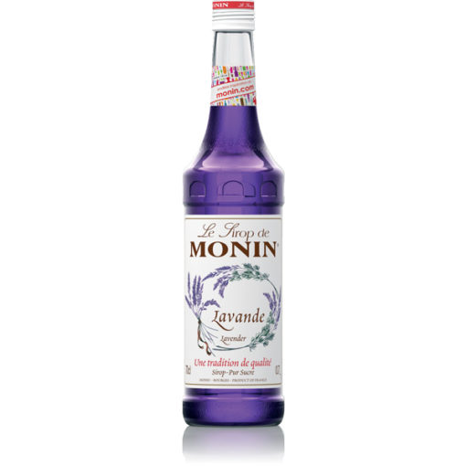 Lavender Syrup 70cl