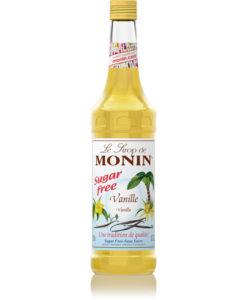Monin Sugar Free Vanilla 1 Litre