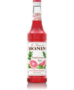 pink grapefruit syrup