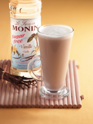Monin Sugar Free Vanilla Drink
