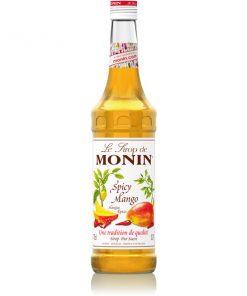 Spicy Mango Syrup