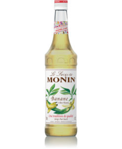 Monin Banana Syrup - 70cl