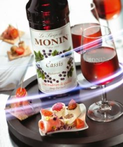 Monin Blackcurrant Syrup