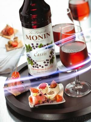 Monin Blackcurrant Syrup