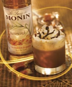MONIN Butterscotch Syrup