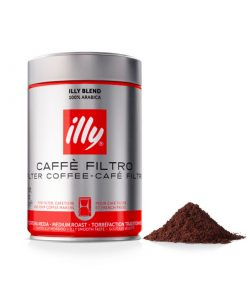 buy illy caffee filtro ground filter coffee ireland