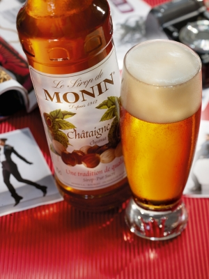 Monin Chestnut Syrup 70cl