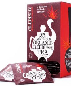 organic infusion redbush tea