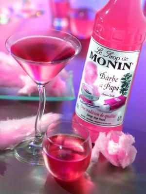 Monin Cotton Candy 70cl