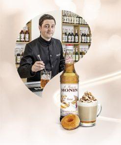 Monin Donut Syrup 70cl