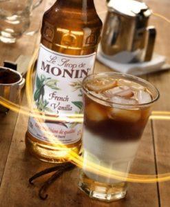 French Vanilla Syrup 1ltr