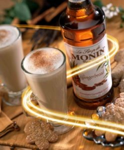 Gingerbread drink