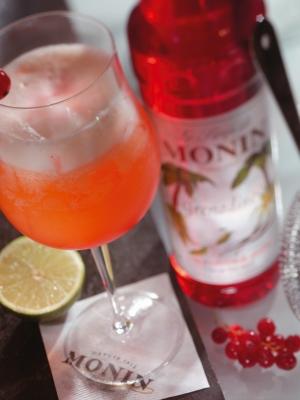 Monin Grenadine Cocktail