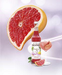 pink grapefruit drink