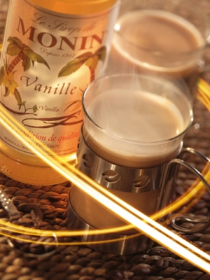 Monin Vanilla Drink