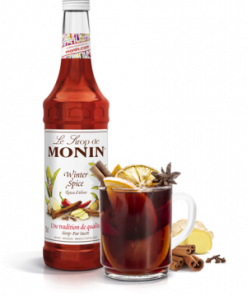 Mulled Wine Winter Spice Monin Cocktail