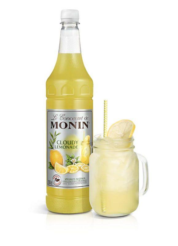 MONIN Cloudy Lemonade recipe