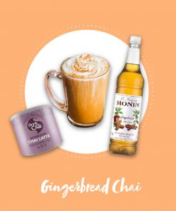 Buy Pornstar Gingerbread Chai Drink Ingredients online