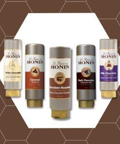 MONIN 500 ml sauce special offer