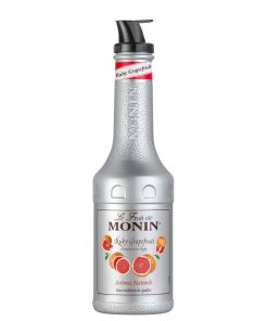 MONIN Ireland Ruby-Grapefruit Puree 1L