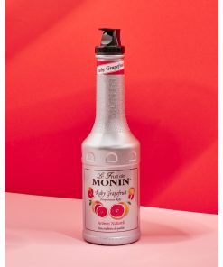 MONIN Ireland le fruit Ruby-Grapefruit Puree 1L